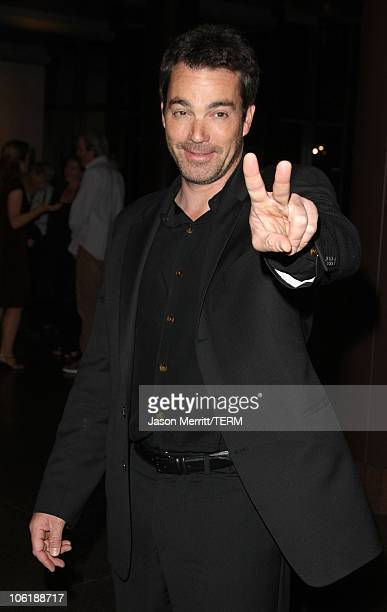 Actor Jon Tenney arrives at the 'Just Add Water' premiere on March 18 2008 in West Hollywood California