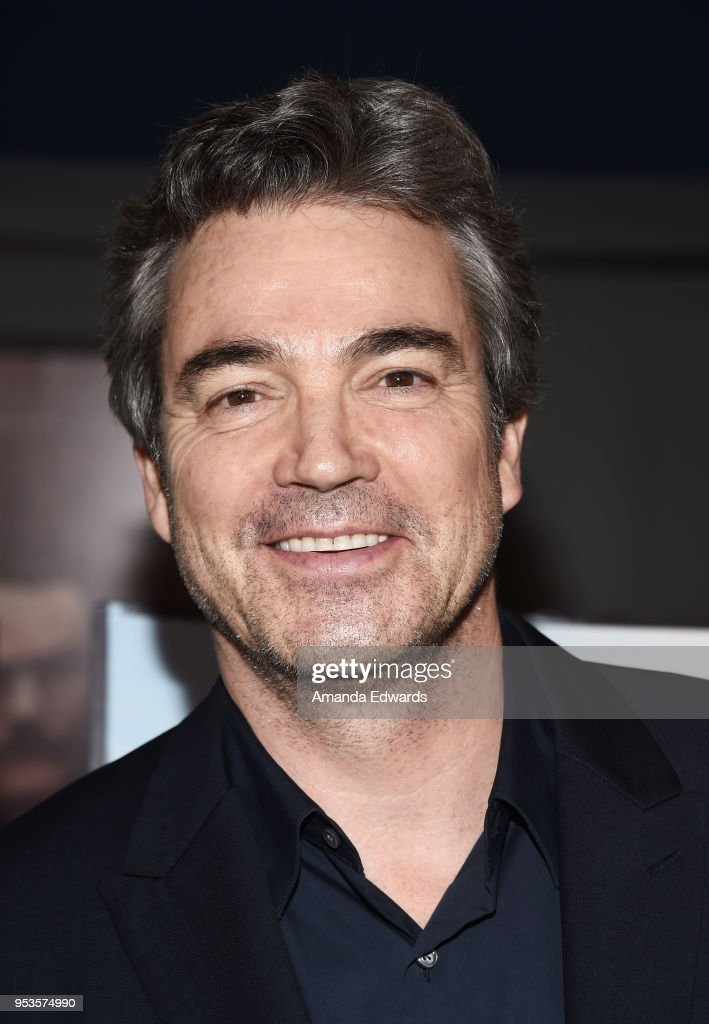 Actor Jon Tenney arrives at the premiere of Sony Pictures Classics' 'The Seagull' at the Writers Guild Theater on May 1, 2018 in Beverly Hills, California.