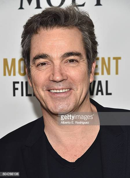 Actor Jon Tenney attends Moet Chandon Celebrates 25 Years at the Golden Globes on January 8 2016 in West Hollywood California