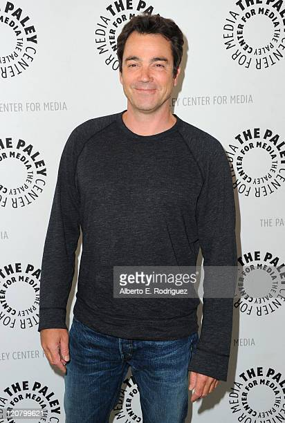 Actor Jon Tenney attends The Paley Center for Media's An Evening with The Closer on August 10 2011 in Beverly Hills California