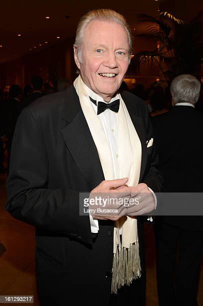 Actor Jon Voight arrives at the 55th Annual GRAMMY Awards PreGRAMMY Gala and Salute to Industry Icons honoring LA Reid held at The Beverly Hilton on...