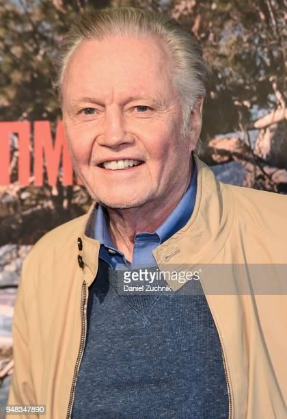 Actor Jon Voight attends the 'Ray Donovan' For Your Consideration event at The New Museum on April 18 2018 in New York City