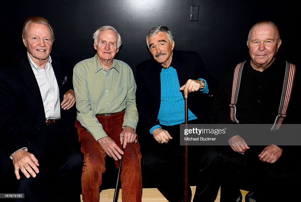 "2013 TCM Classic Film Festival - ""Deliverance"" Reunion Featuring Appearances By John Voigt, Burt Reynolds, Ned Beatty and Director John Boorman"