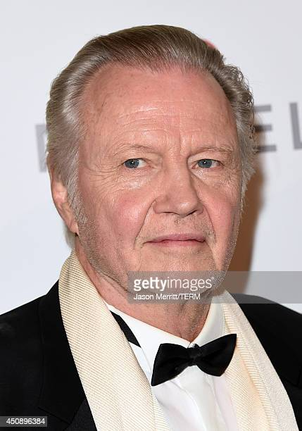 Actor Jon Voight poses in the press room during the 4th Annual Critics' Choice Television Awards at The Beverly Hilton Hotel on June 19 2014 in...