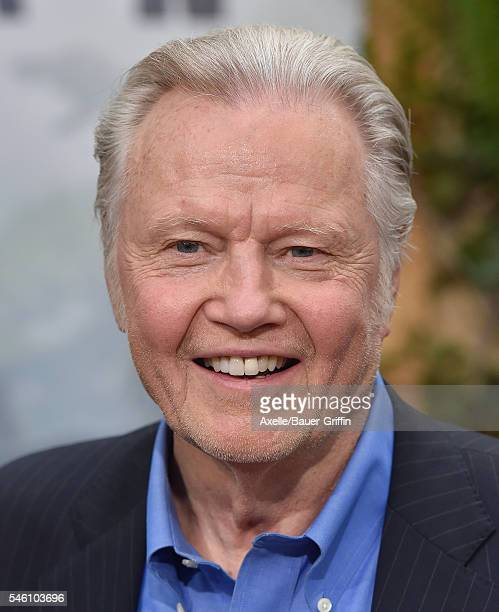 Actor Jon Voigt arrives at the premiere of Warner Bros Pictures' 'The Legend Of Tarzan' at TCL Chinese Theatre on June 27 2016 in Hollywood California