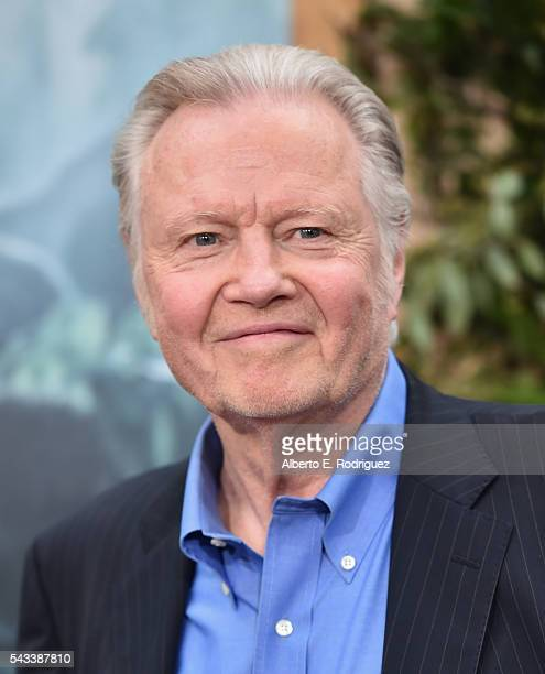 Actor Jon Voigt attends the premiere of Warner Bros Pictures' The Legend of Tarzan at Dolby Theatre on June 27 2016 in Hollywood California
