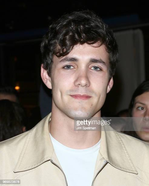 Actor Jonah HauerKing attends the screening after party for Impulse hosted by YouTube at The Roxy on June 7 2018 in New York City