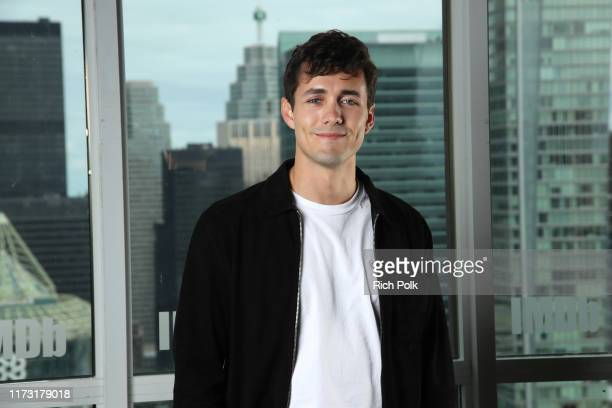 Actor Jonah HauerKing of 'The Song of Names' attends The IMDb Studio Presented By Intuit QuickBooks at Toronto 2019 at Bisha Hotel Residences on...
