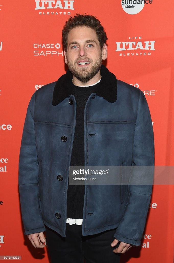 "2018 Sundance Film Festival - ""Don't Worry, He Won't Get Far On Foot "" Premiere : News Photo"