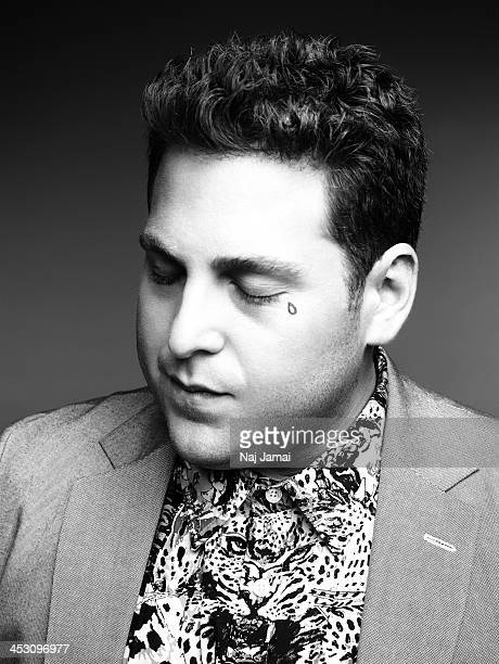 Actor Jonah Hill is photographed for Bullett on May 4 2013 in Los Angeles California