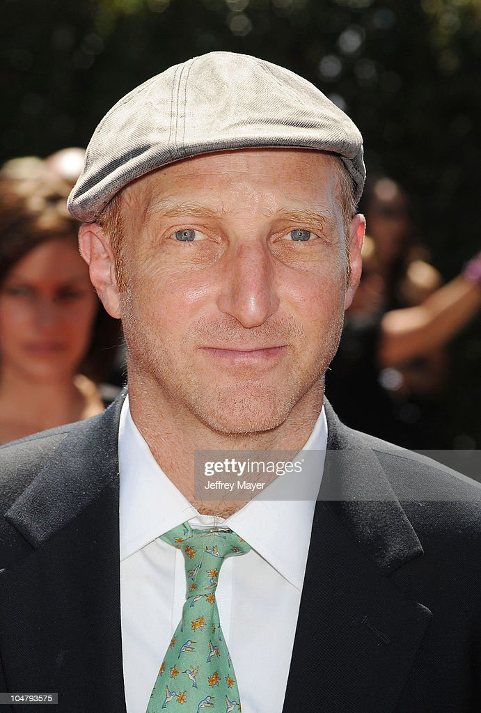 Actor Jonathan Ames arrives to the 2010 Creative Arts Emmy Awards at Nokia Plaza L.A. LIVE on August 21, 2010 in Los Angeles, California.