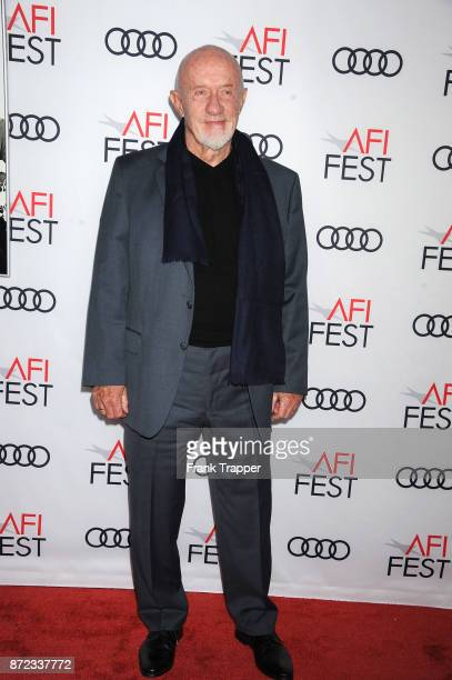 Actor Jonathan Banks attends the screening of Netflix's Mudbound at the Opening Night Gala of AFI FEST 2017 Presented By Audi at TCL Chinese Theatre...