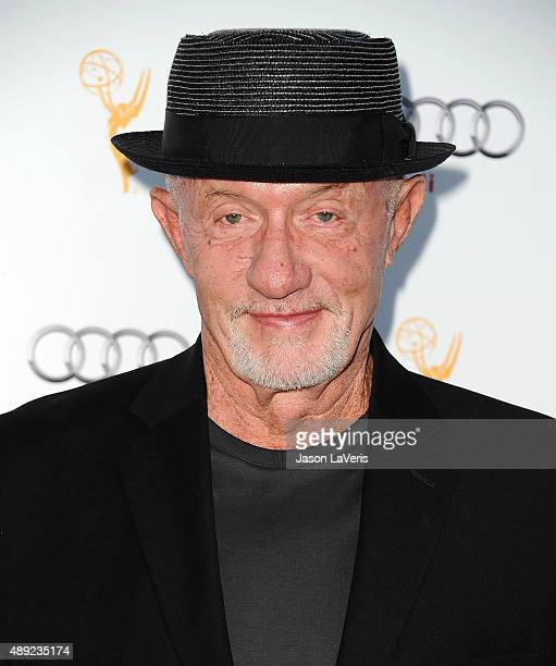 Actor Jonathan Banks attends the Television Academy's celebration for the 67th Emmy Award nominees for outstanding performances at Pacific Design...