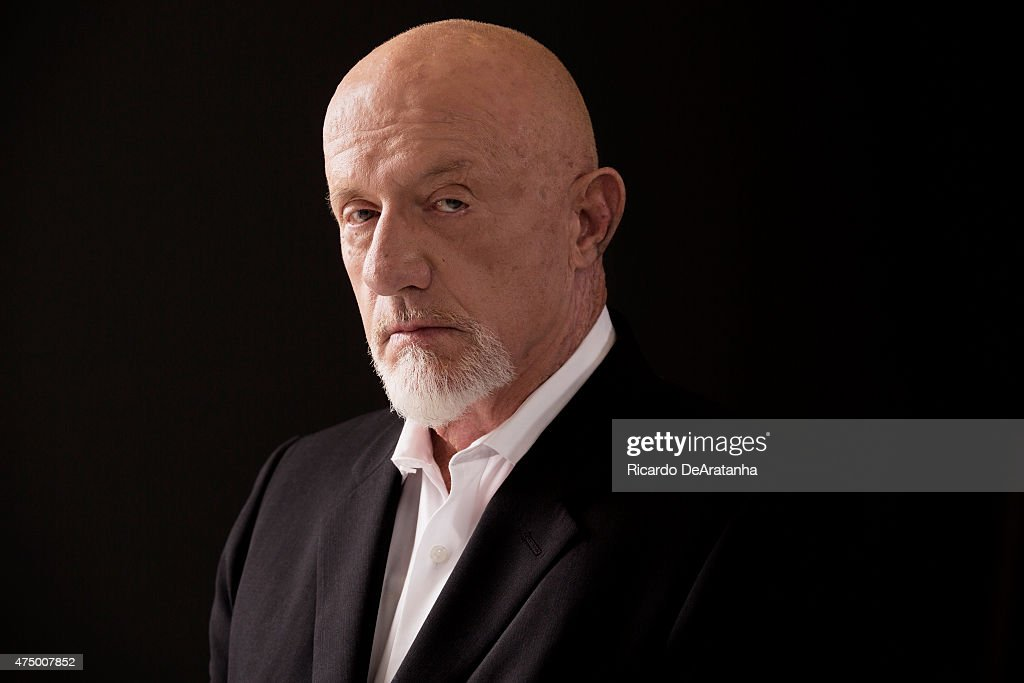 Jonathan Banks, Los Angeles Times, May 15, 2015
