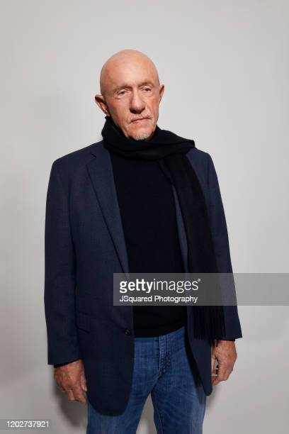 Actor Jonathan Banks of AMC's Better Call Saul' poses for a portrait during the 2020 Winter TCA Portrait Studio at The Langham Huntington Pasadena on...