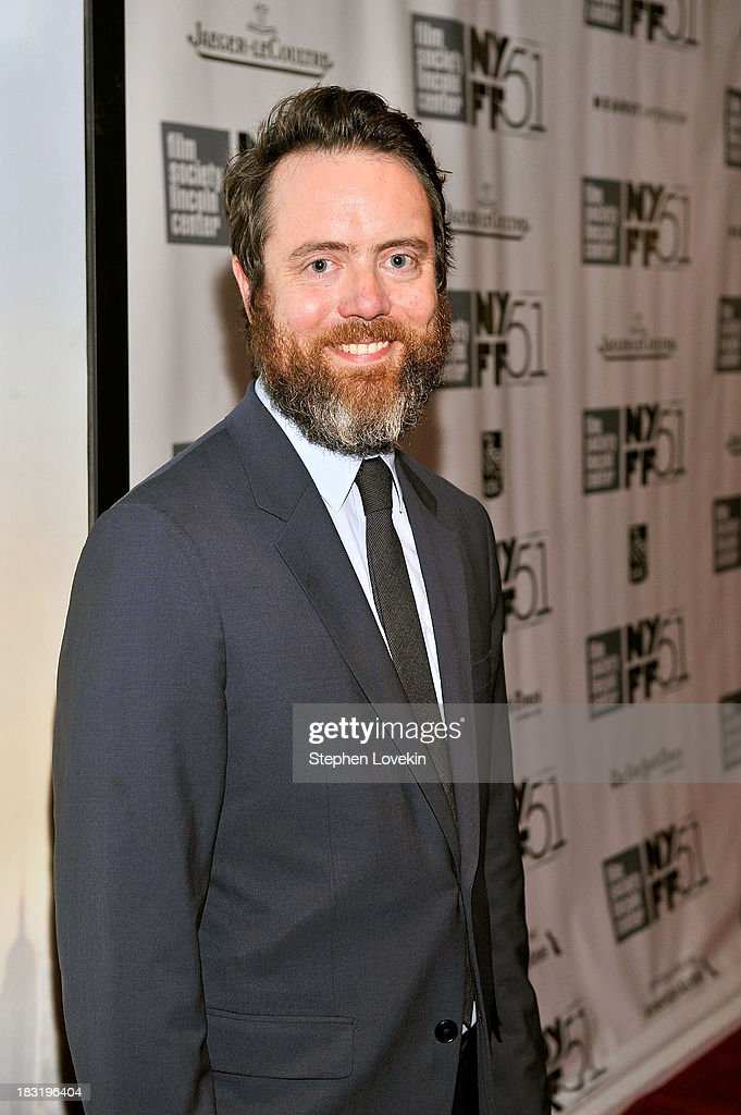 Actor Jonathan C. Daly attends the Centerpiece Gala Presentation Of 'The Secret Life Of Walter Mitty' during the 51st New York Film Festival at Alice Tully Hall at Lincoln Center on October 5, 2013 in New York City.