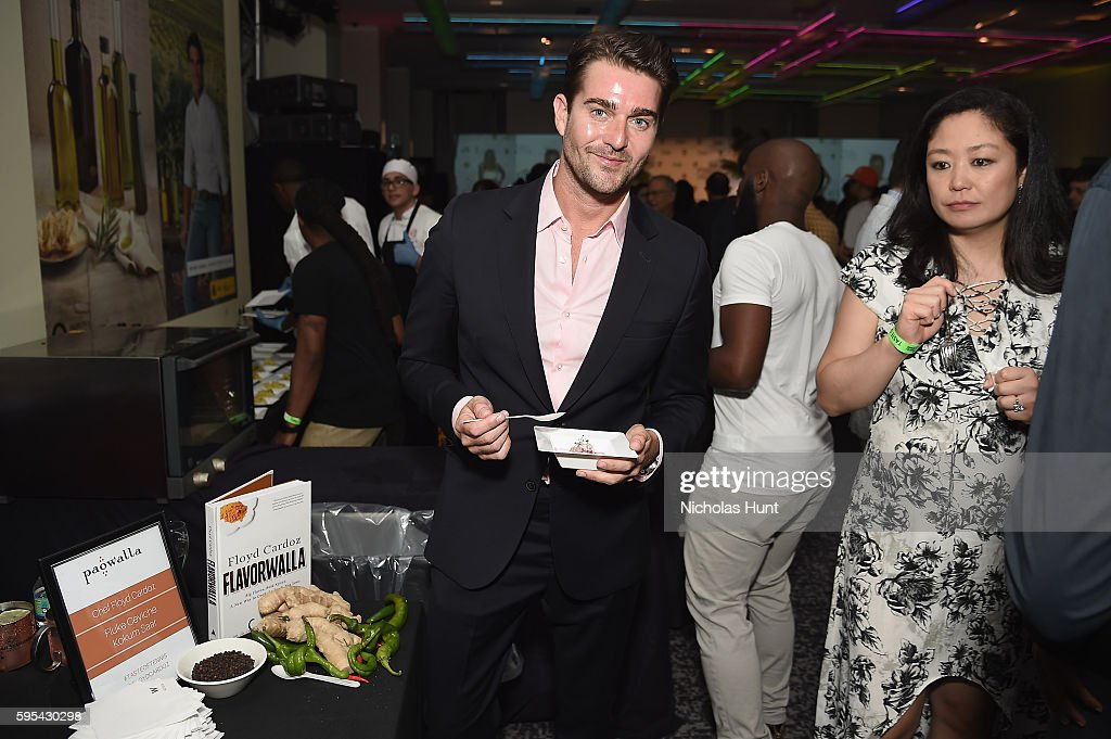 Actor Jonathan Dwyer attends Taste of Tennis New York on August 25, 2016 in New York City.