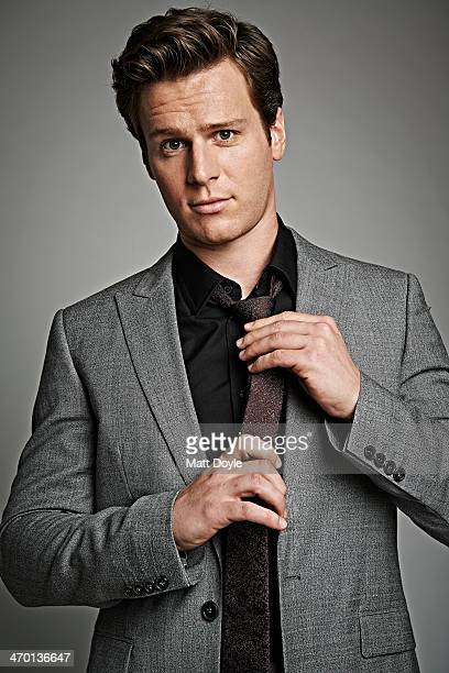 Actor Jonathan Groff is photographed for Back Stage on December 17 in New York City PUBLISHED COVER