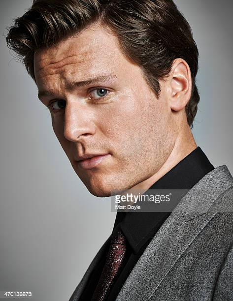 Actor Jonathan Groff is photographed for Back Stage on December 17 in New York City