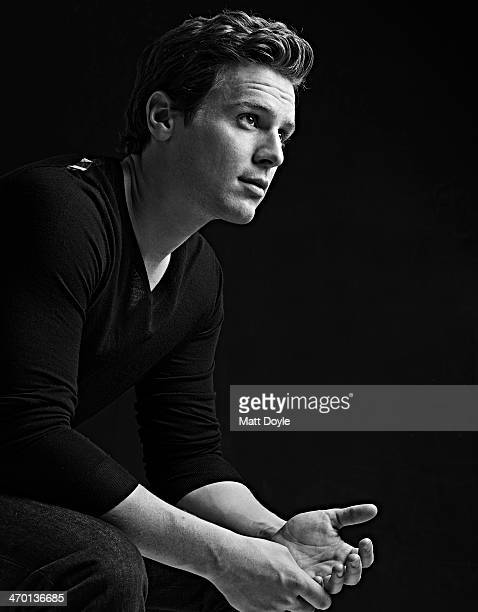 Actor Jonathan Groff is photographed for Back Stage on December 17 in New York City PUBLISHED IMAGE