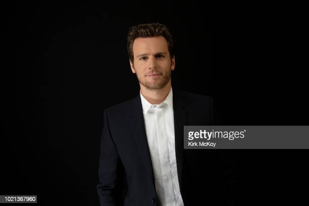 Actor Jonathan Groff is photographed for Los Angeles Times on April 7 2018 in Los Angeles California PUBLISHED IMAGE CREDIT MUST READ Kirk McKoy/Los...