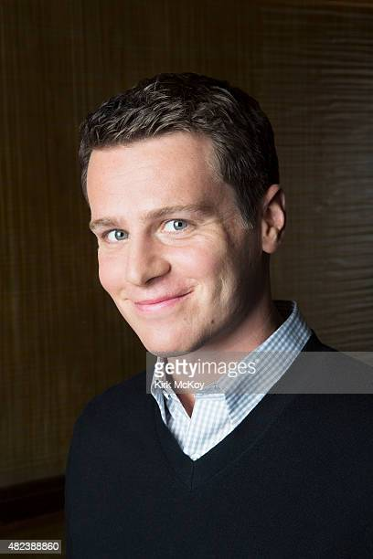 Actor Jonathan Groff is photographed for Los Angeles Times on January 8 2014 in Los Angeles California PUBLISHED IMAGE CREDIT MUST BE Kirk McKoy/Los...