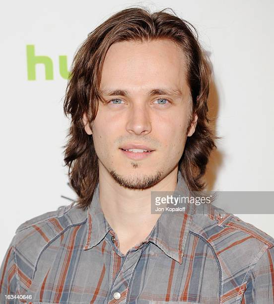 Actor Jonathan Jackson arrives at 'Nashville' part of the 30th Annal William S Paley Television Festival at Saban Theatre on March 9 2013 in Beverly...