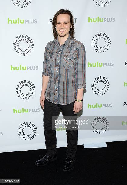 Actor Jonathan Jackson arrives at the 30th Annual PaleyFest The William S Paley Television Festival featuring Nashville at the Saban Theatre on March...