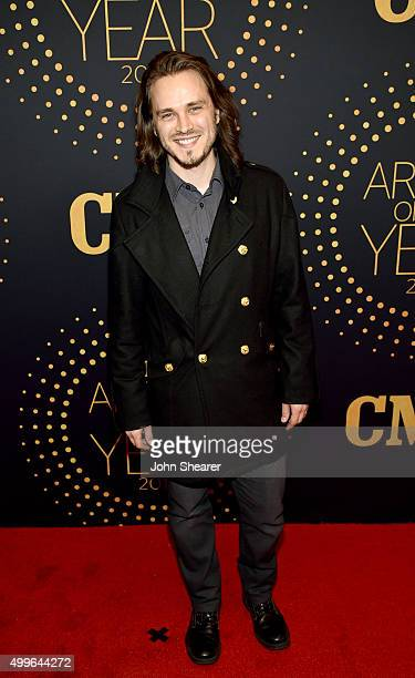 Actor Jonathan Jackson attends the 2015 CMT Artists of the Year at Schermerhorn Symphony Center on December 2 2015 in Nashville Tennessee