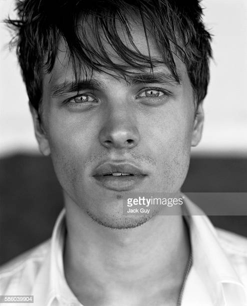 Actor Jonathan Jackson is photographed for Movieline Magazine in 2002 in Los Angeles California PUBLISHED IMAGE