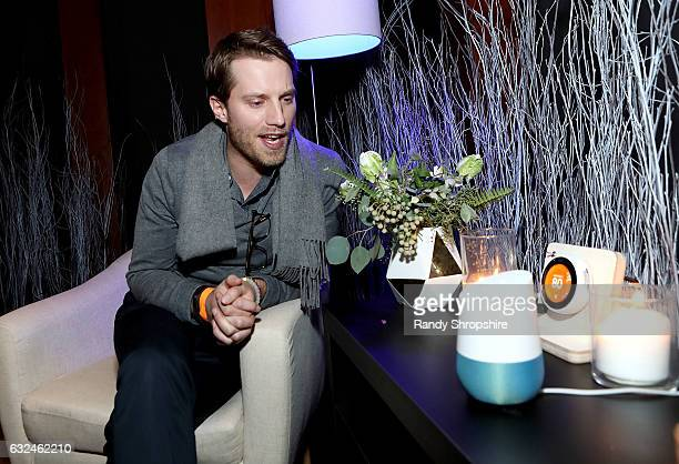 Actor Jonathan Keltz attends Google Home x Sundance x Wanderluxxe celebrate diversity at the home of Barry Amy Baker on January 22 2017 in Park City...