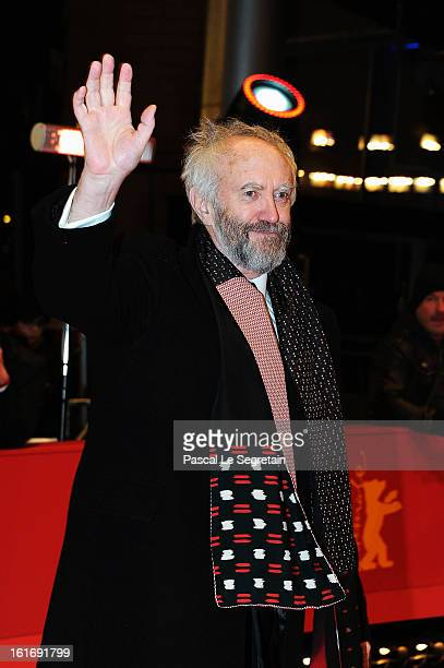 Actor Jonathan Pryce attends the 'Dark Blood' Premiere during the 63rd Berlinale International Film Festival at Berlinale Palast on February 14 2013...