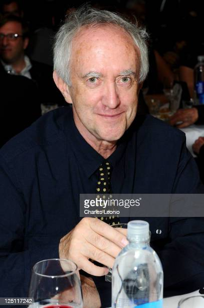 Actor Jonathan Pryce attends the Spotlight Initiative Award dinner for Hysteria during the 2011 Toronto International Film Festival at Roosevelt Room...