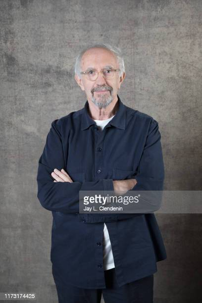 Actor Jonathan Pryce from 'The Two Popes' is photographed for Los Angeles Times on September 9 2019 at the Toronto International Film Festival in...