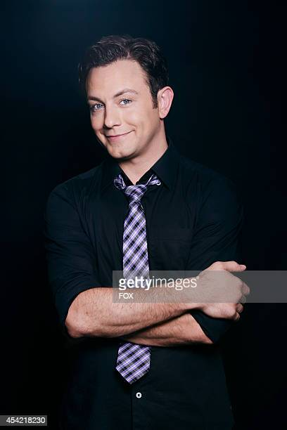 Actor Jonathan Sadowski is photographed at the Fox 2014 Teen Choice Awards at The Shrine Auditorium on August 10 2014 in Los Angeles California