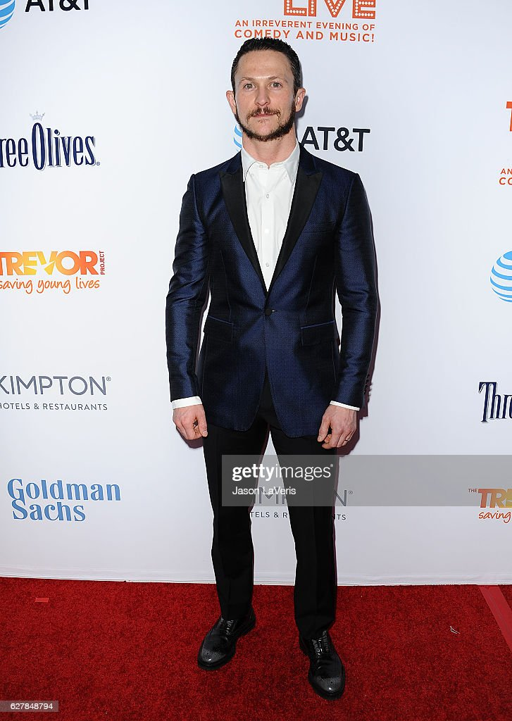 Actor Jonathan Tucker attends the TrevorLIVE Los Angeles 2016 fundraiser at The Beverly Hilton Hotel on December 4, 2016 in Beverly Hills, California.