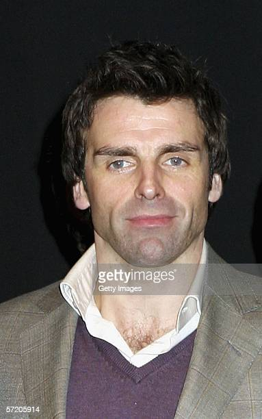 Actor Jonathan Wrather attends the launch for the National Youth Theatre's 50th anniversary events at BAFTA Piccadilly on March 29 2006 in London...