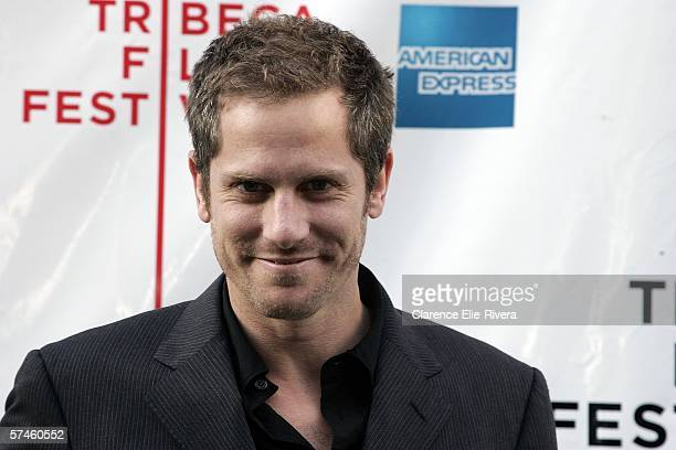 Actor Jonno Roberts attends the premiere of 'The Elephant King' during the 5th Annual Tribeca Film Festival April 26 2006 in New York City