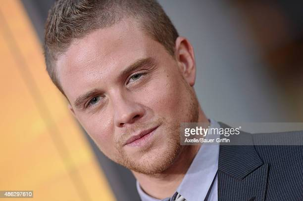 Actor Jonny Weston arrives at the premiere of Warner Bros. Pictures' 'We Are Your Friends' at TCL Chinese Theatre on August 20, 2015 in Hollywood,...
