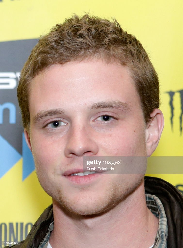 Actor Jonny Weston attends the 'Kelly & Cal' Photo Op and Q&A during the 2014 SXSW Music, Film + Interactive Festival at Rollins Theatre at The Long Center on March 7, 2014 in Austin, Texas.