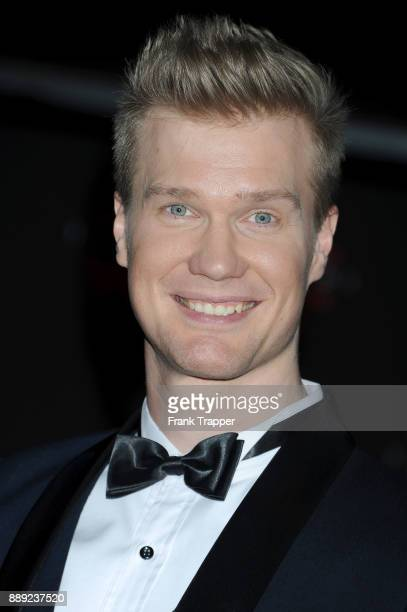 Actor Joonas Suotamo attends the premiere of Disney Pictures and Lucasfilm's 'Star Wars The Last Jedi' held at The Shrine Auditorium on December 9...