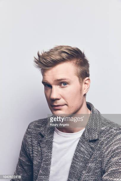 Actor Joonas Suotamo is photographed for People Magazine on March 21, 2018 in Los Angeles, California.