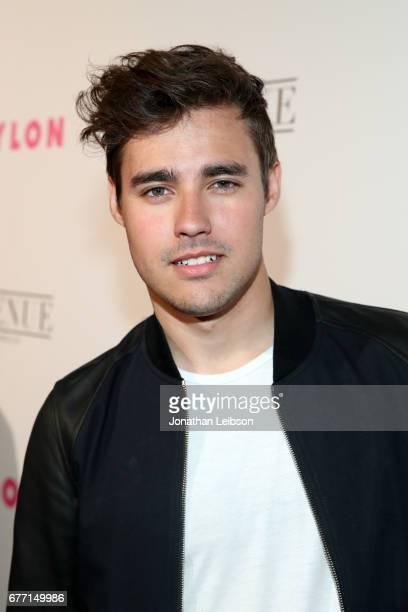 Actor Jorge Blanco at the NYLON Young Hollywood Party at AVENUE Los Angeles on May 2 2017 in Los Angeles California