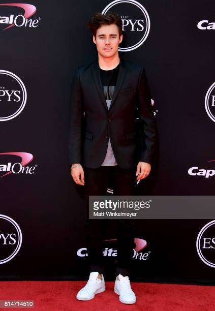 Actor Jorge Blanco attends the 2017 ESPYS at Microsoft Theater on July 12 2017 in Los Angeles California