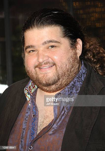 Actor Jorge Garcia arrives at Spike TV's 'Scream 2010' at The Greek Theatre on October 16 2010 in Los Angeles California