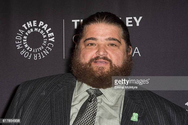 Actor Jorge Garcia arrives at The Paley Center for Media's Hollywood Tribute to Hispanic Achievements in Television event at the Beverly Wilshire...