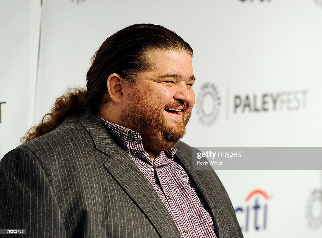 Actor Jorge Garcia arrives at The Paley Center Media's PaleyFest 2014 Honoring 'Lost' 10th Anniversary Reunion at the Dolby Theatre on March 16, 2014 in Los Angeles, California.