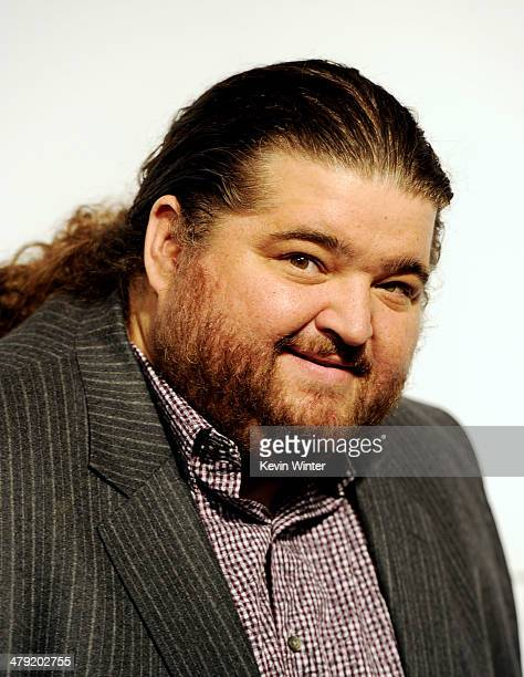 Actor Jorge Garcia arrives at The Paley Center Media's PaleyFest 2014 Honoring Lost 10th Anniversary Reunion at the Dolby Theatre on March 16 2014 in...