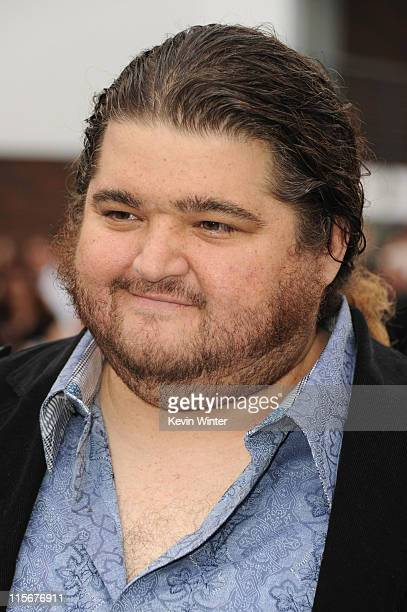 Actor Jorge Garcia arrives at the premiere of Paramount Pictures' Super 8 at Regency Village Theatre on June 8 2011 in Westwood California