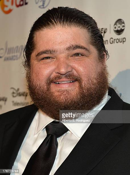 Actor Jorge Garcia arrives to the 28th Annual Imagen Awards at The Beverly Hilton Hotel on August 16 2013 in Beverly Hills California